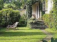 Zahrada - chalupa ubytování Dobřejovice
