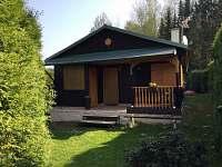 Rekreační chata - pronájem chaty - 1 Dobronice
