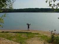 komplex jezer v okolí = balzám na duši - chata k pronájmu Val