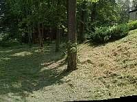 panoramatický pohled ze břehu