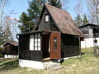 Chata k pronajmutí - okolí Hůrky u Lipna