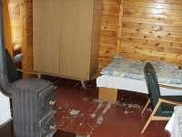 Kamna 4 - chata ubytování Jenišov