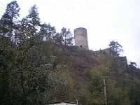 hrad Dobronice -