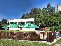 Penzion na horách - okolí Dudova