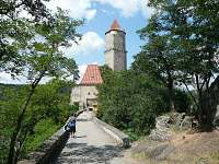 Hrad Zvíkov - Záluží