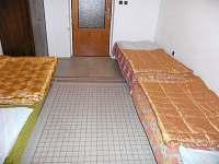 ložnice s dvěma lůžky - Záluží