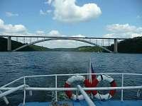 Žďákovský most - chalupa k pronájmu Záluží