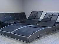 Odpočinková místnost - pronájem vily Pasečná