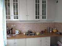 Jenisov - Apartmán 1 - pronájem chalupy