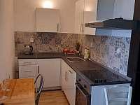 Kuchyně Apartmán 2 - Jenišov