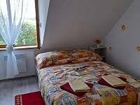 Ložnice Apartmán 2 - chalupa k pronajmutí Jenišov