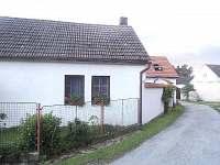 Rekreační dům na horách - okolí Chlumu u Třeboně
