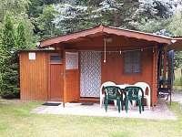 ubytování Jižní Čechy v chatkách na horách - Staňkov