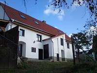 Chalupa Dolní Ostrovec - ubytování Dolní Ostrovec