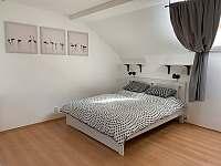 Ložnice 2 - vila k pronajmutí Lipno nad Vltavou