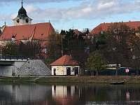 Chalupa k pronájmu - Týn nad Vltavou