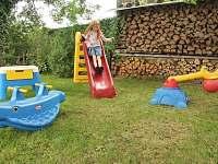 objekt vybaven i pro děti