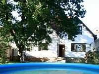 Apartmán na horách - dovolená  Ratmírovský rybník rekreace Strmilov