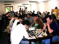 šachový turnaj - Strmilov