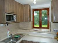 kuchyňka apartmán1