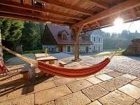Chalupa k pronajmutí - dovolená  Ratmírovský rybník rekreace Malý Jeníkov