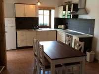 Apartmán 2 - kuchyň