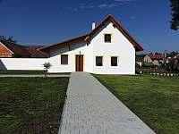 Chaty a chalupy Podřezanský rybník v penzionu na horách - Tušť