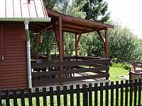 Chata na břehu rybníka - chata k pronájmu - 3 Blato