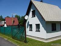 Chata ubytování v obci Svatý Jan nad Malší