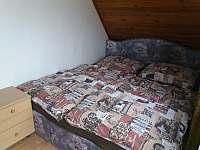 ložnice - manželská postel - Vlachnovice