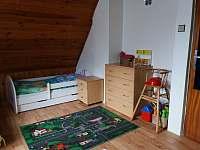 pokojík - malá postel - Vlachnovice