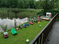 vozový park - chata ubytování Vlachnovice