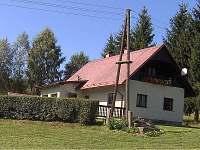 ubytování na Českokrumlovsku Chalupa k pronajmutí - Přední Výtoň