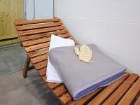 odpočívárna sauny