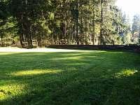 Apartmány LIPNOczech_odpočinková zahrada