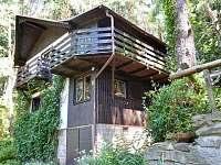Levné ubytování  Velký Klikovský rybník Chata k pronájmu - Kunžak
