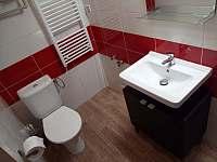 Apartmán č. 1 Na hrnčírně, koupelna