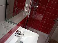 Apartmán č.1 Na hrnčírně, koupelna