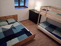 Apartmán č. 1 Na hrnčírně, ložnice