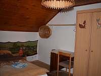 Pokoj č.2 v 2. patře