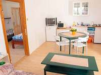 malý apartmán - kuchyně