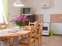 velký apartmán - kuchyně