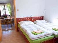 velký apartmán - ložnice
