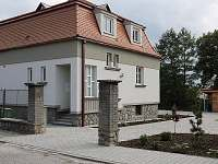 ubytování na Jindřichohradecku Vila na horách - Třeboň