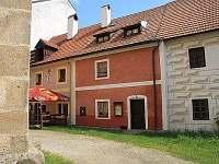 Penzion ubytování v obci Kaplice-nádraží