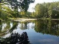 Krásné rybníky kolem nás. - Nové Hrady