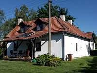 ubytování Česká Kanada na chalupě k pronajmutí - Klášter
