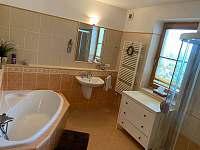 Koupelna 1 - Novosedly nad Nežárkou