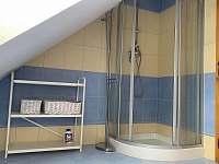 Koupelna 2 - pronájem chalupy Novosedly nad Nežárkou