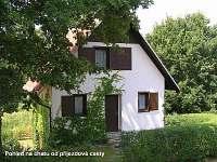Chata na Lužnici - chata ubytování Bežerovice - 2